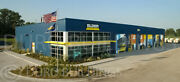 Durobeam Steel 100x252x20 Metal Clear Span I-beam Buildings Made To Order Direct