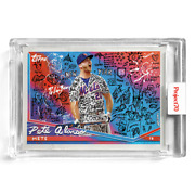Topps Project 70 Card 363 - 1994 Pete Alonso By Gregory Siff -presale-