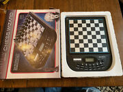 Einstein Chess Wizard Electronic Chess Game Excalibur Works W All 32 Pieces
