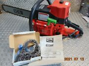 Ics 633gc 16 Inch Gas Concrete Chainsaw With Extra Chain Nice Condition