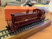 Iron Horse Models Brass Ho Scale Emd Sw-1200 Switcher Lehigh Valley- Dcc Fitted
