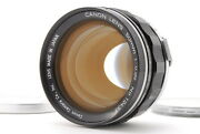 【 Exc+5】 Canon Dream Lens 50mm F/0.95 Lens For Leica Ltm L39 From Japan A26