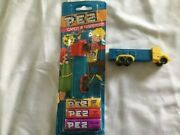 Pez Dispensers, 2, Trucks, 1 Original Package And 1 Pre Owned, Used