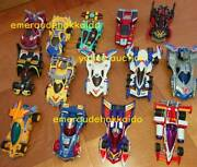 Things At The Time Takaracentury Cyber Formula Cf-kit Faction Set Of 14 Super