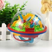 3d Puzzle Magic Maze Ball 299 Level Magical Intellect Marble Iq Puzzle Game
