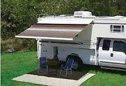 Carefree Rv 351388a25 Manual Sierra Dune Strips Awning 11 Ft 6 In L X 8 Ft Ext