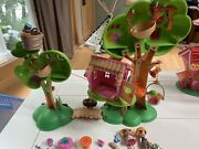 Lalaloopsy Treehouse Playset With Spot Splatter Splash And Patch Treasure Chest