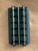 Mth 5 Inch Straight Solid Rail Track - O Scale