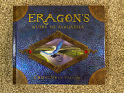 New Eragonand039s Guide To Alagaandeumlsia Book By Christopher Paolini Lift The Flap