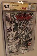 Rare Avenging Spiderman 1 Signed By Stan Lee Cgc 9.8 Auto Jsa Bas Psa