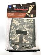 Blackhawk S.t.r.i.k.e. 38cl76au 200 Round Saw Ammo Pouch With Speed Clips Arpat