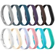 Leefox 12 Colors Bands For Fitbit Flex 2, Replacement Band For Fitbit Fle... New