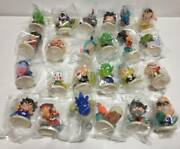 Dragon Ball Anime Heroes Extreme Skill Version Ver.01 All 24 Normal Species