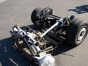 1985 Corvette C4 Front And Rear Suspension Brakes Rear End And Steering