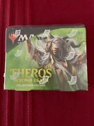 Theros Beyond Death Collector Booster Box New Sealed Magic The Gathering