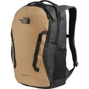 The Vault Unisex Backpack Khaki Book Bag New With Tags Nwt