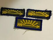 Vintage Cub Scout Webelos Arrow Of Light Patch New And Used