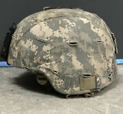 Us Military Combat Warrior Helmet By Specialty Defense Style 2415 Size Medium