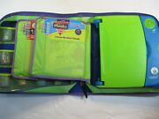 Leap Frog Leap Pad Learning System W/12 Books And Matching Cartridge's Tested