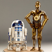 Star Wars - C-3po And R2-d2 Premium Format Figure 1/4 Statue Sideshow