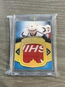 2013-14 Ultimate Collection Debut Threads Tom Wilson Patch /100