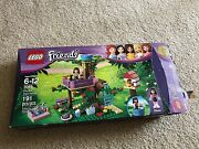 Lego Friends Olivia's Tree House 3065 100 Complete, Manual, Box, Gentle Use