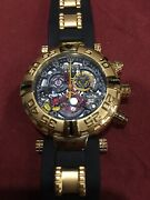 Limited Edition Mickey Mouse Watch And 3 Slot Mickey Diver Case