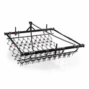 Titan Attachments 8and039 X 8and039 Harrow Drawbar Category 1 And 2 3 Point Drag Chain