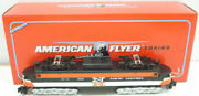 American Flyer 6-48008 S Scale New Haven Ep-5 Powered Electric Locomotive Ln/box