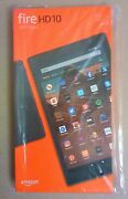 Kindle Fire Hd 10 9th Gen 32gb 1080p With Jetech Case For Fire Hd 10 New In Box