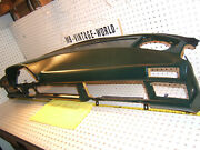 Mercedes Early W126 All Dark Green Mercedes Real Front Dash Oem 1 Pad Only,ty 1