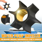 Water Pump Impeller Outboard For Mercury/mariner Boat Parts 65-225h