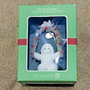 Department 56 Snowbabies 2 Two Turtle Doves 12 Days Of Christmas Ornament