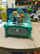 Disney Olaf's Frozen Adventure Musical Jewelry Box, Anna Elsa Move To Music Used