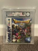 Dragon Warrior I And Ii 1 And 2 Nintendo Game Boy Color Vga Graded 85+ Nm+ Sealed