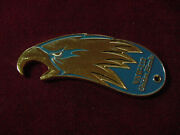 Usn Vaw-112 Golden Hawks- Airborne Early Warning Squadron Ghost Challenge Coin