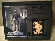Gi Joe Classified Snake Eyes Hasbro Pulse Exclusive New 00 Compete W/poster