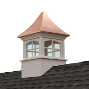 Good Directions Cupola 26 In. X 42 In. Weather Resistant Vinyl