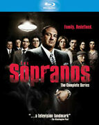 The Sopranos Seasons 1 To 6 Complete Collection Blu-ray [uk] New Bluray