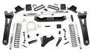 6 Rough Country N3 Lift Kit 55830 Fits 17-21 Ford F250 F350 W/o Overloads 4wd