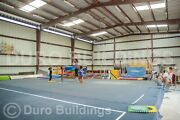 Durobeam Steel 80and039x174and039x18and039 Metal Sports/gymnastic Facility Made To Order Direct