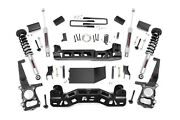 4 Rough Country Strut Lift Kit N3 Shocks 59931 Fits 09-10 Ford F150 4wd