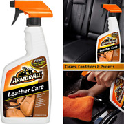 All Car Leather Care Spray Bottle Cleaner For Cars Truck Motorcycle 16 Fl Oz