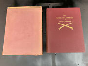 Book The Rifle In America Philip Sharpe 1938 First Edition Original Sleeve Mint