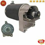 Starter Motor For Briggs Stratton Opposed Twin 16hp 17hp 18hp 18.5hp 19hp 20hp
