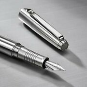 Buy Overseas Brands At Great Prices Hongdian Stainless Steel Fountain Pen Fine