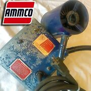 Ammco 10352 Electrical Panel Assembly W/ Cord Light Switch For Brake Lathes