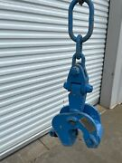 Renfroe Scpa Plate Clamp. 10 Ton