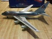 Inflight200 American Airlines B 747sp-31 1200 If747sp002 1970 Cols N601aa Rare