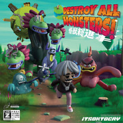 Itsoktocry-destroy All Monsters Cd New